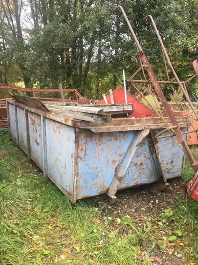 Lastväxlarflak Lilla Kroken Renoveringsobjekt