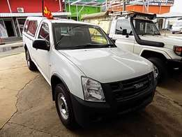 2012 Isuzu KB250 D-Teq LE Single Cab