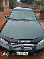 Special Edition Toyota Camry very clean and neat at a give away price