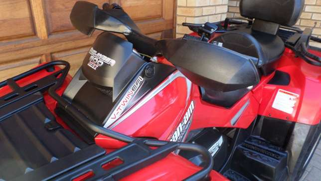 Can-Am bombardier Outlander 800 Max Centurion - image 6