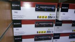 Original Sony with Blue & Red display any choice.