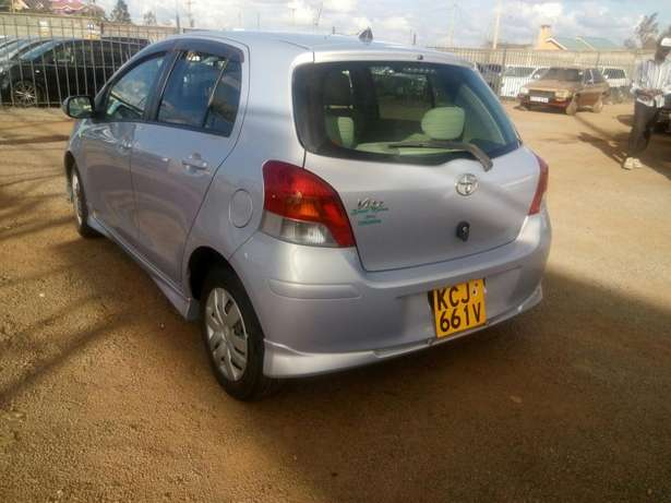 Vitz,2009,1000 for 629k Ruiru - image 3