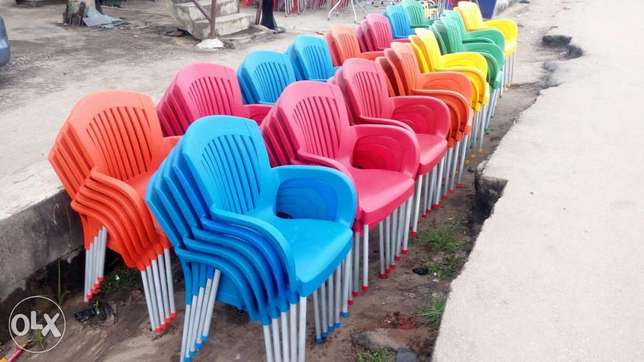 This is a brand new plastic restaurant chairs Lagos Mainland - image 2