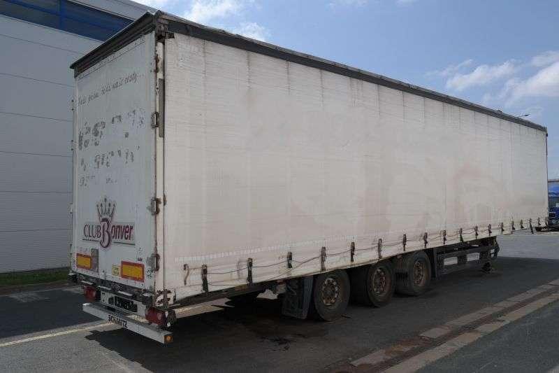 Schmitz Cargobull Ag Scs 24/l Low Deck - 2008
