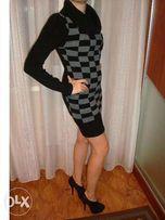 стильное теплое платье р.44-46 da2bf9de8f5c1