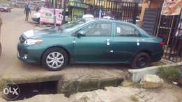 2009 Tokunbo Toyota Corolla Sport For sale 3.5M