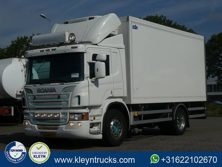 Scania P230 carrier  meatrails - 2013