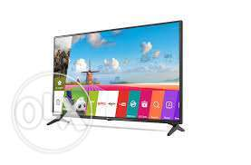 OLG Smart TV full HD 43 inch high quality korea