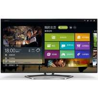 TCL 49 inches Ultra HD Smart LED TV (Black)