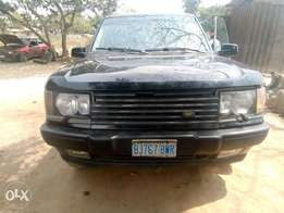 Fairly used Range Rover (buy and drive) for sale