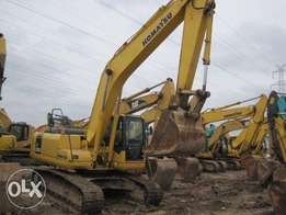 2010 Komatsu PC200-7 Excavator, Contruction Machinery