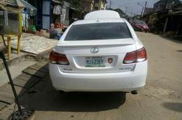 Lexus GS350 locally used 2007model for sale
