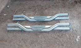 2 toyota hilux legend 45 back bars for sale URGENT!