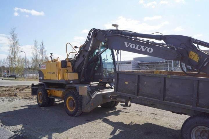 Volvo Ew160c - 2007