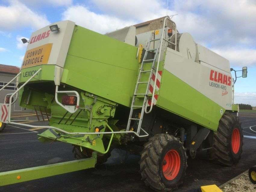 Claas Lexion 420 Evolution - 2003 - image 2