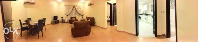 5000 QR 1BHK iF/F in Umm gwalina ( MONTHLY OR YEARLY)
