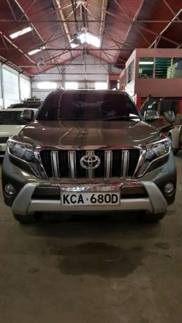 """Toyota Prado In Immaculate Condition"" Industrial Area - image 1"