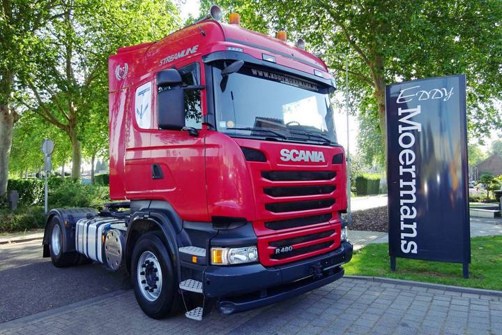 Scania R480 Highline / Streamline - 2013