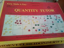 Quantity tutor for kids