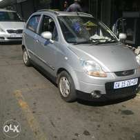 Chevrolet spark in good condition