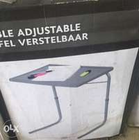 Multiuse Adjustable Table