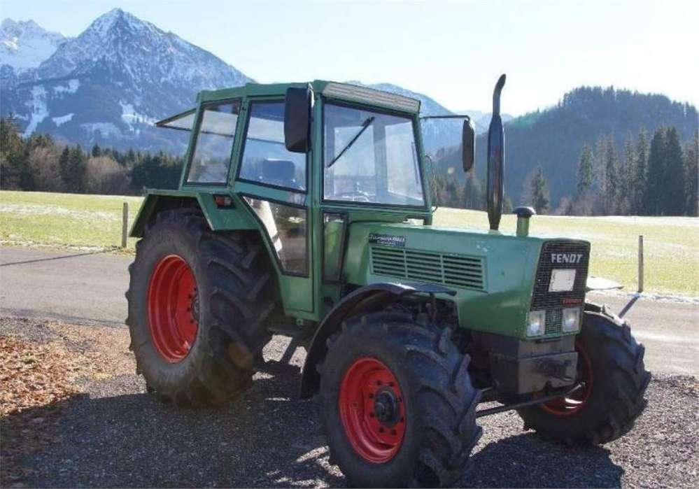 Fendt 106 Ls Turbomatik - 1979 - image 4