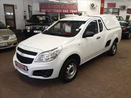 2013 Chevrolet Utility 1.4i, Only 93000km, Full Service History, P/S