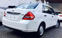 nissan tiida latio very clean 2010 kcm on grand sale 899,999/= only