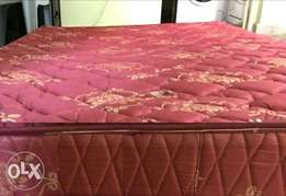 HD quinted mattress unused for a 5by6 bed
