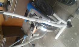 Bicycle gym