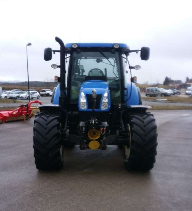New Holland T6 160 - 2016 - image 3