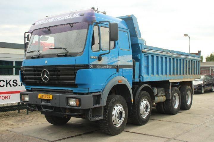 Mercedes-Benz SK 5248 8X4 - 1995