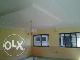 to let newly renovated 3brm flat at ogudu gra