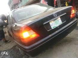Sweet Benz c200 affordable