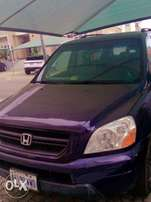 Clean Honda SUV with AC