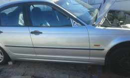 Bmw e46body and engine parts for sale