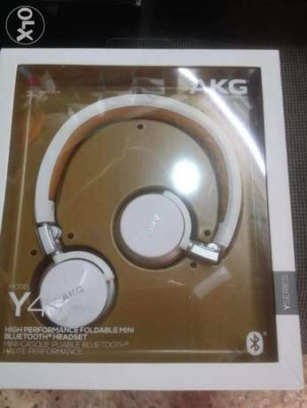 AKG Y45BT bei Harman Bluetooth Headseat