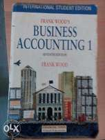 Business Accounting 1: Frank Wood