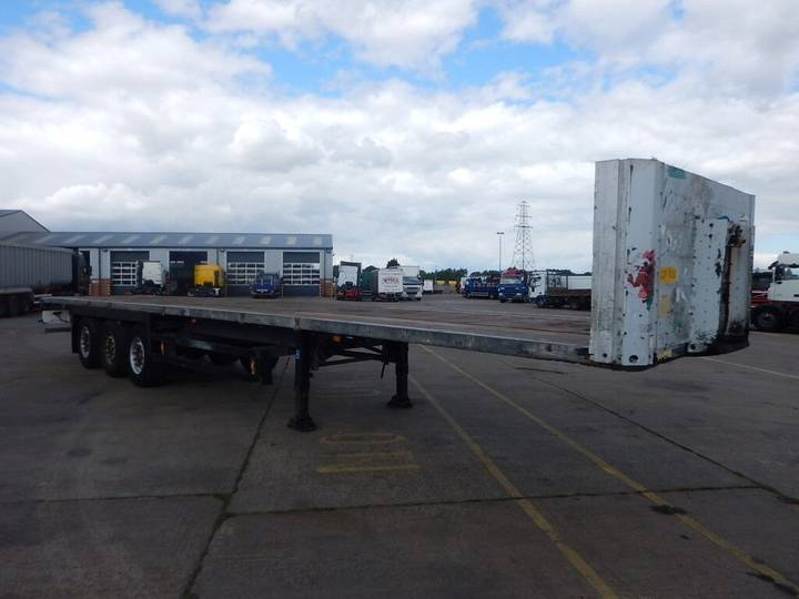 Schmitz Cargobull 45FT FLATBED TRAILER - 2003 - C134331 - 2019