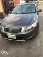 A Superb 2008 Honda Accord for sale for sale