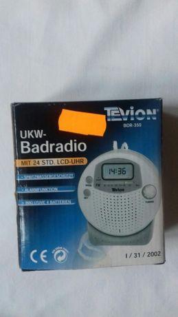 Radio Tevion Bdr 350 Min Do łazienki Ukwzegar Lcd