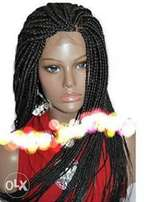 We offer all kinds of weavon in our office dis is longbox braid