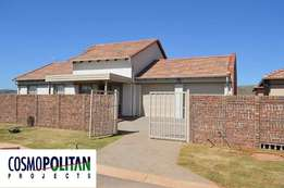3Bedroom houses for sale in a security estate