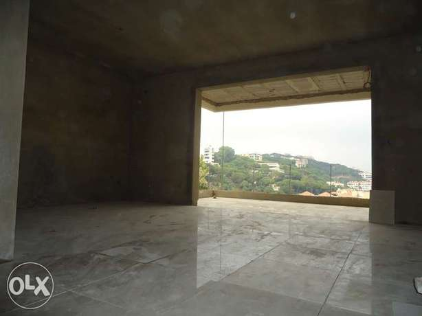 A-2465: Apartment for sale in Broumanna 170m2 with view