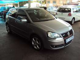 2007 VW Polo 1.8 GTI For Sale R100000