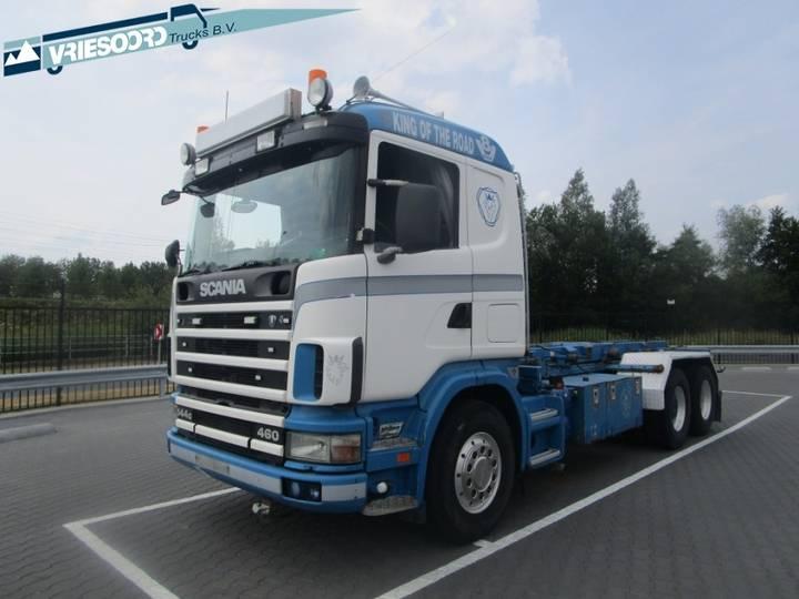 Scania 144-460 6x2 Spring - 2001