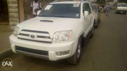 Toyota 4runner 2004 model tokunbo