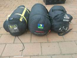 Sleeping bags x 3 R300 each