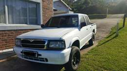 1995 Ford Courier double cab