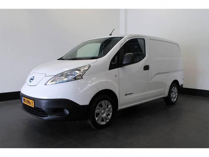 Nissan E-NV200 Optima - incl. accupakket - Climate - Cruise - _ - 2014